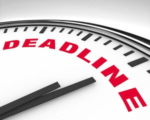 Give clutter a deadline